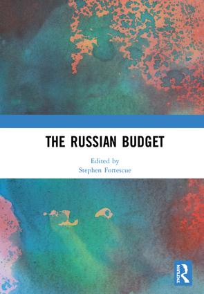 The Russian Budget: 1st Edition (Hardback) book cover