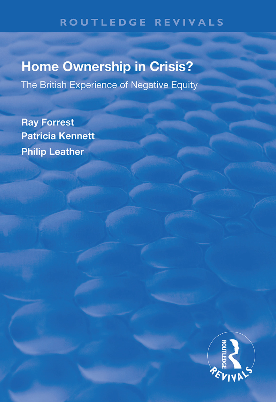 Home Ownership in Crisis?