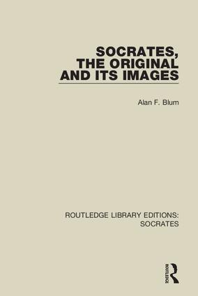 Socrates, The Original and its Images book cover