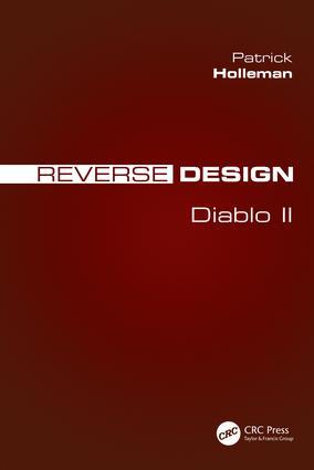 Reverse Design: Diablo II, 1st Edition (Paperback) book cover