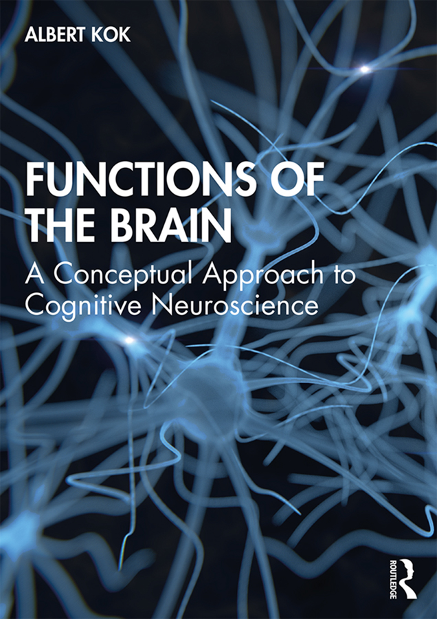 Functions of the Brain: A Conceptual Approach to Cognitive Neuroscience book cover