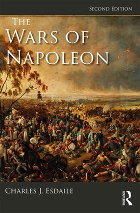 The Wars of Napoleon book cover