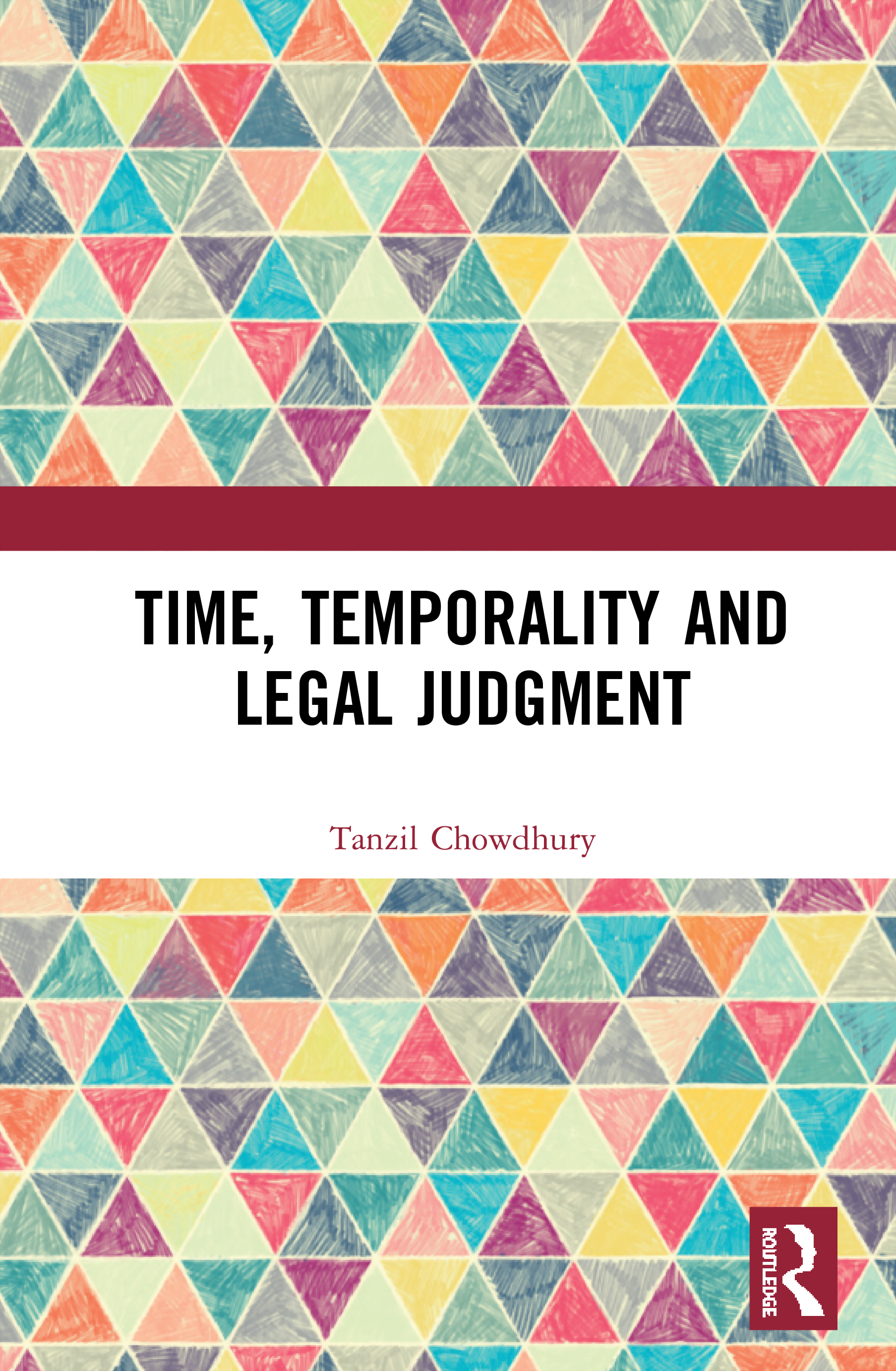 Time, Temporality and Legal Judgment book cover