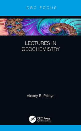 Lectures in Geochemistry: 1st Edition (Hardback) book cover