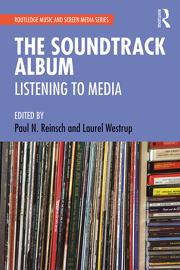 The Soundtrack Album: Listening to Media book cover