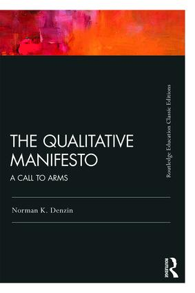 The Qualitative Manifesto: A Call to Arms book cover