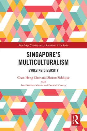 Singapore's Multiculturalism: Evolving Diversity book cover