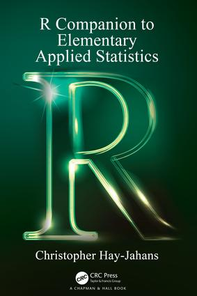 R Companion to Elementary Applied Statistics: 1st Edition (Paperback) book cover