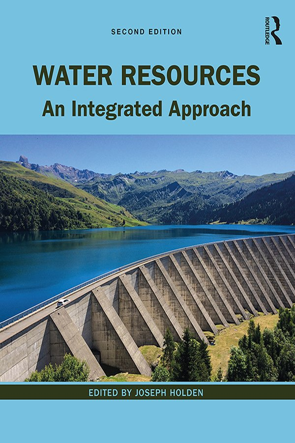 Water Resources: An Integrated Approach, 2nd Edition (Paperback) book cover