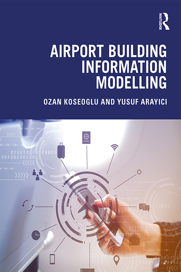 Airport Building Information Modelling book cover