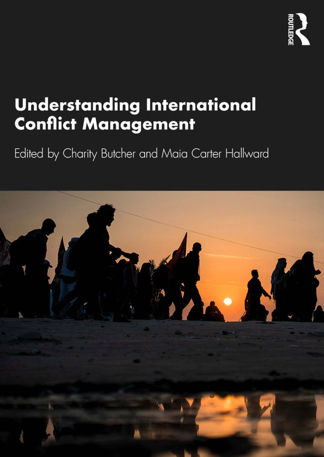 Understanding International Conflict Management book cover