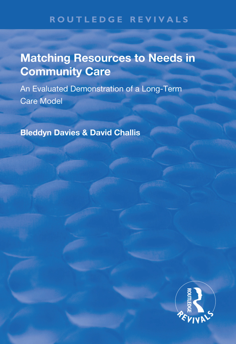 Matching Resources to Needs in Community Care