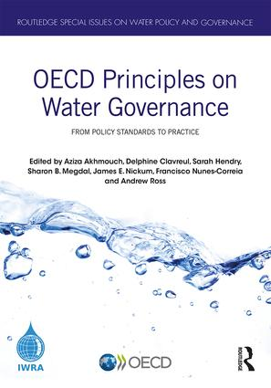 OECD Principles on Water Governance: From policy standards to practice, 1st Edition (Hardback) book cover
