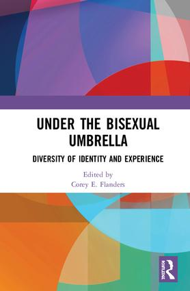 Under the Bisexual Umbrella: Diversity of Identity and Experience, 1st Edition (Hardback) book cover
