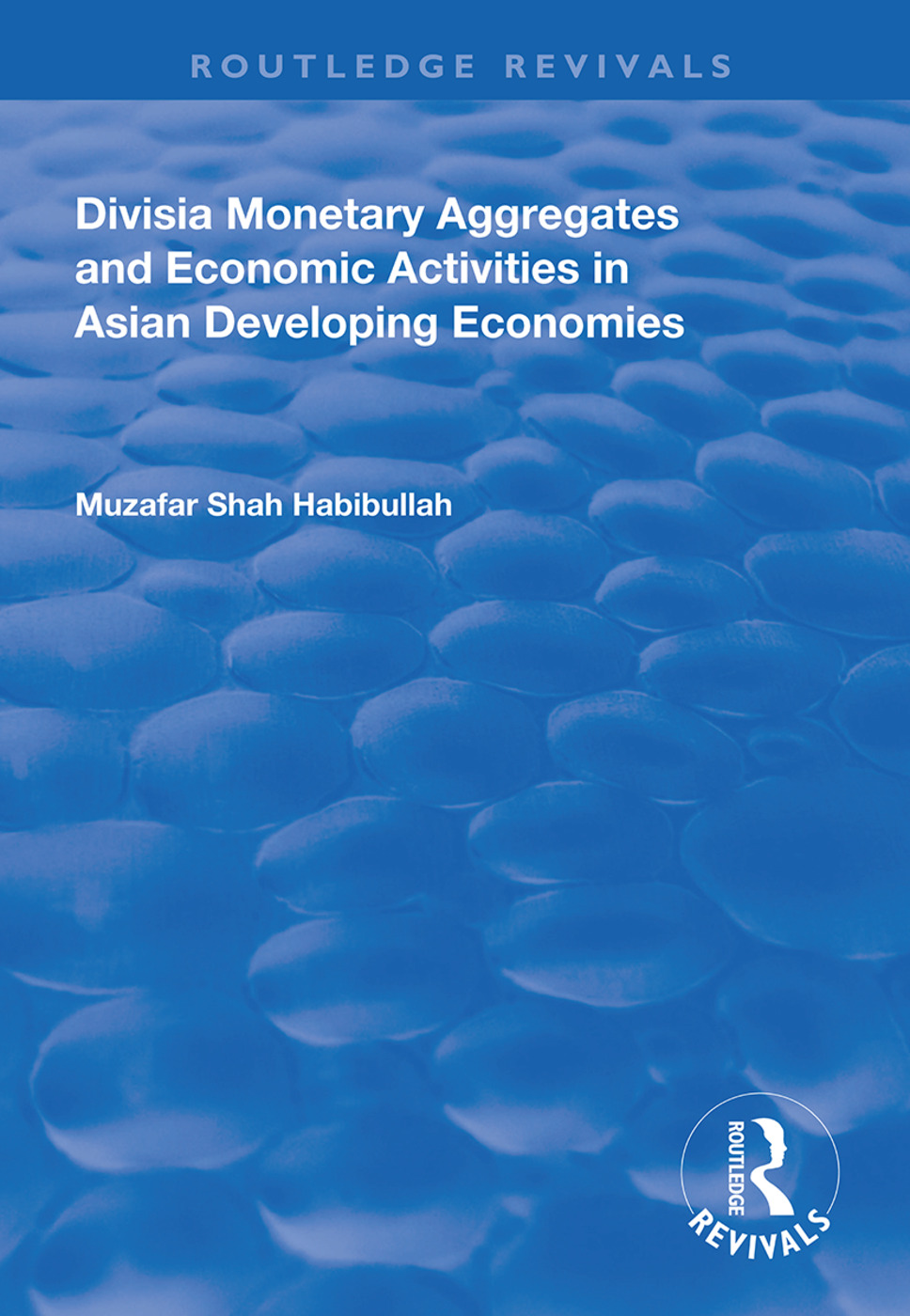 Divisia Monetary Aggregates and Economic Activities in Asian Developing Economies book cover