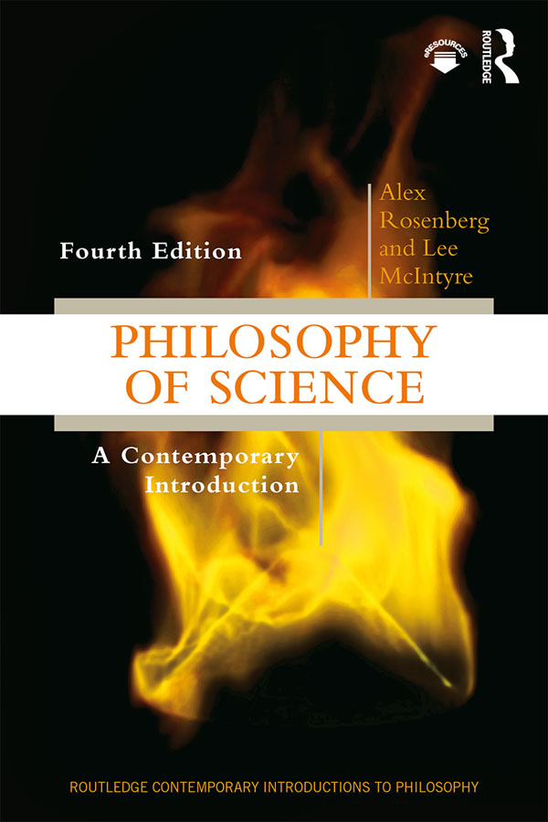 Philosophy of Science: A Contemporary Introduction book cover