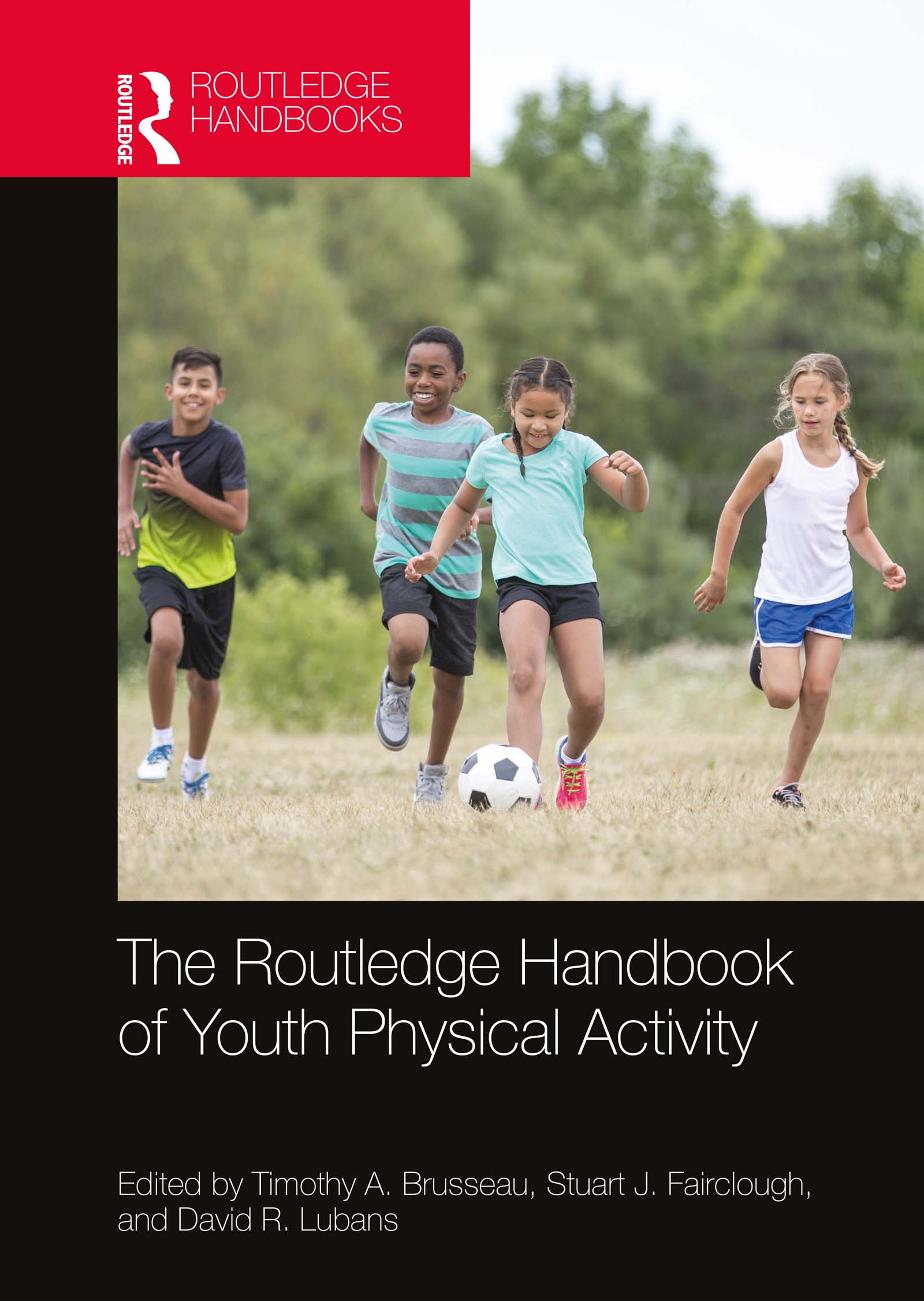 The Routledge Handbook of Pediatric Physical Activity book cover