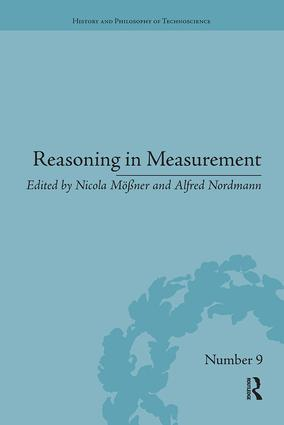 Reasoning in Measurement book cover