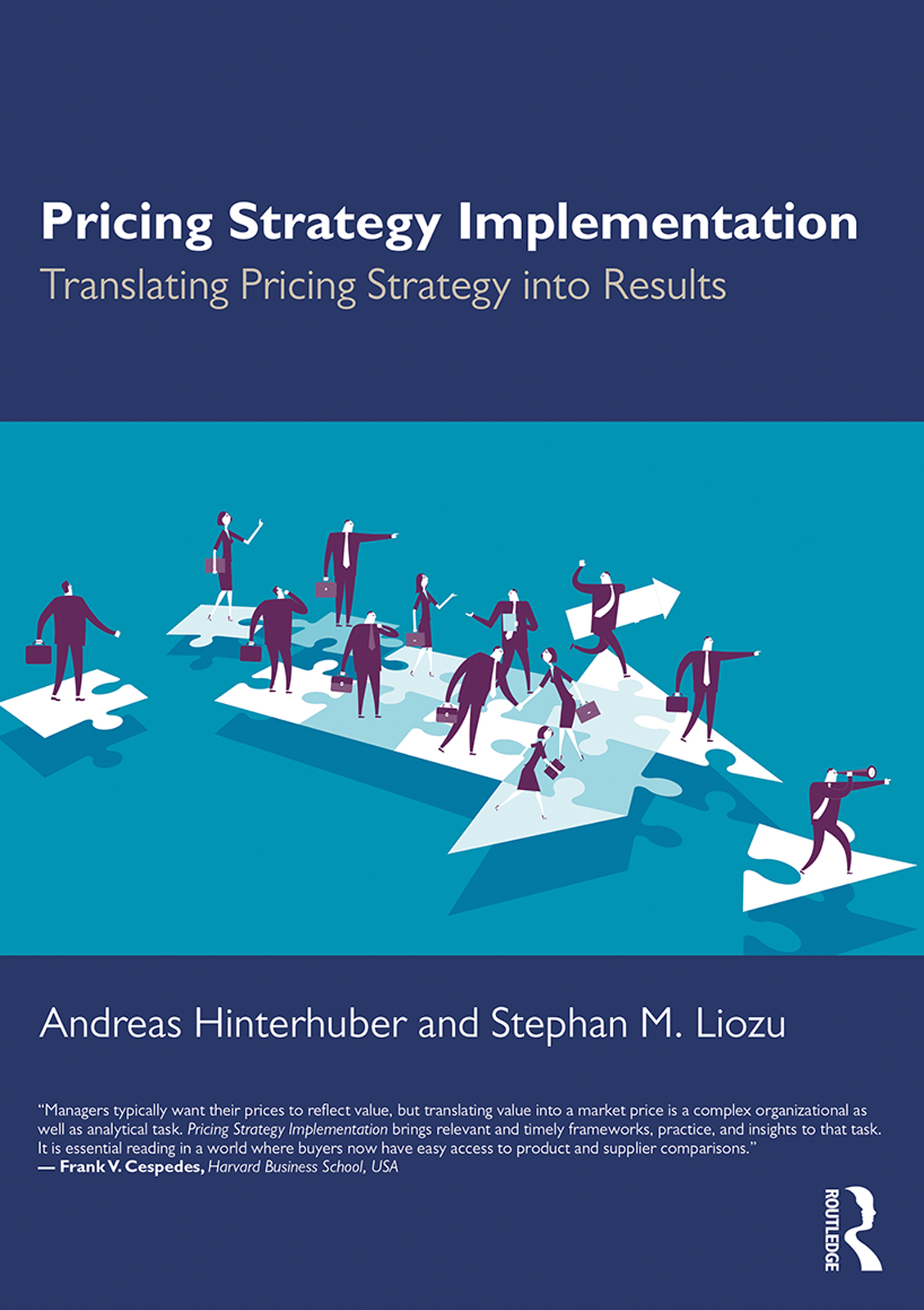 Pricing Strategy Implementation: Translating Pricing Strategy into Results book cover