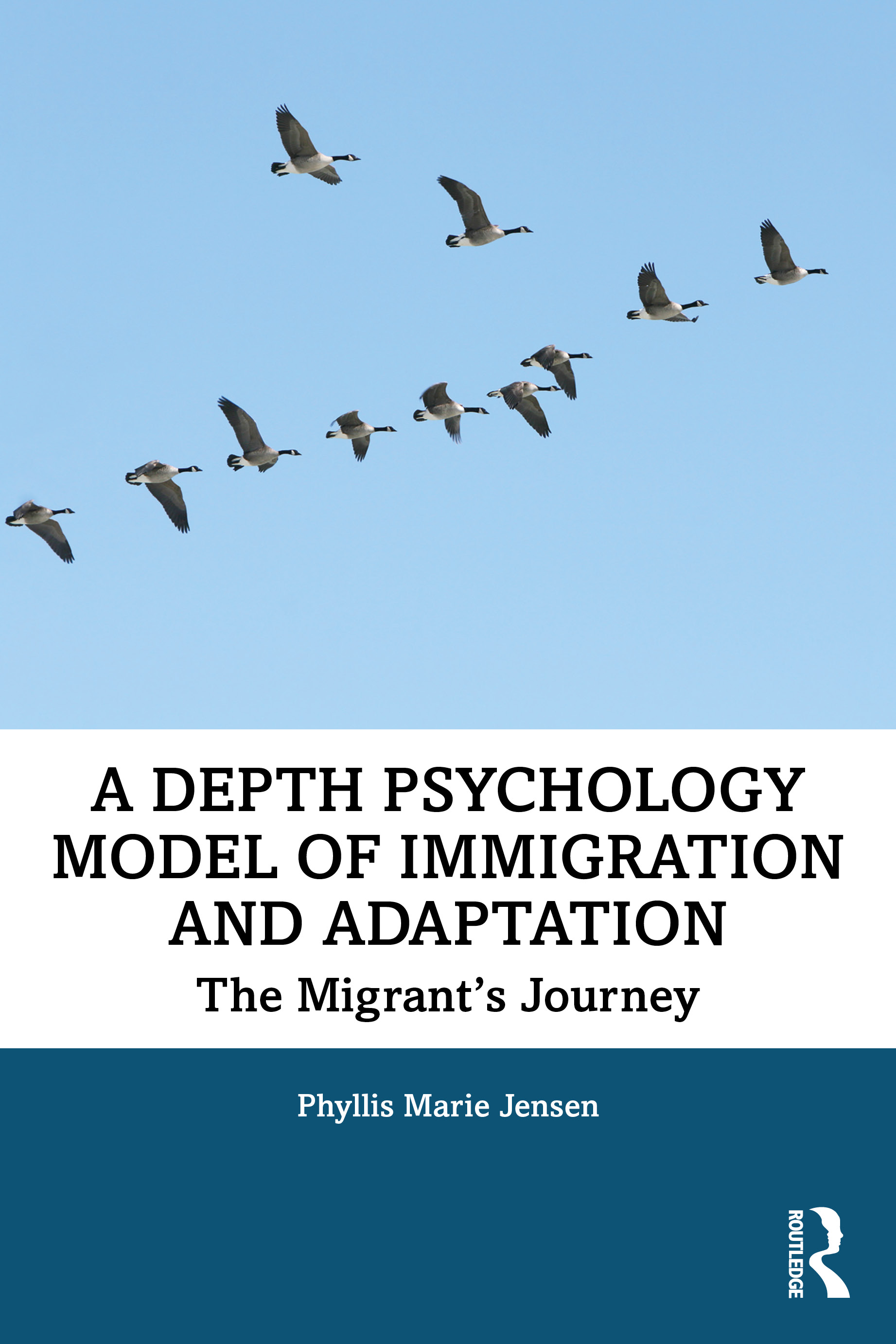 A Depth Psychology Model of Immigration and Adaptation: The Migrant's Journey, 1st Edition (Paperback) book cover