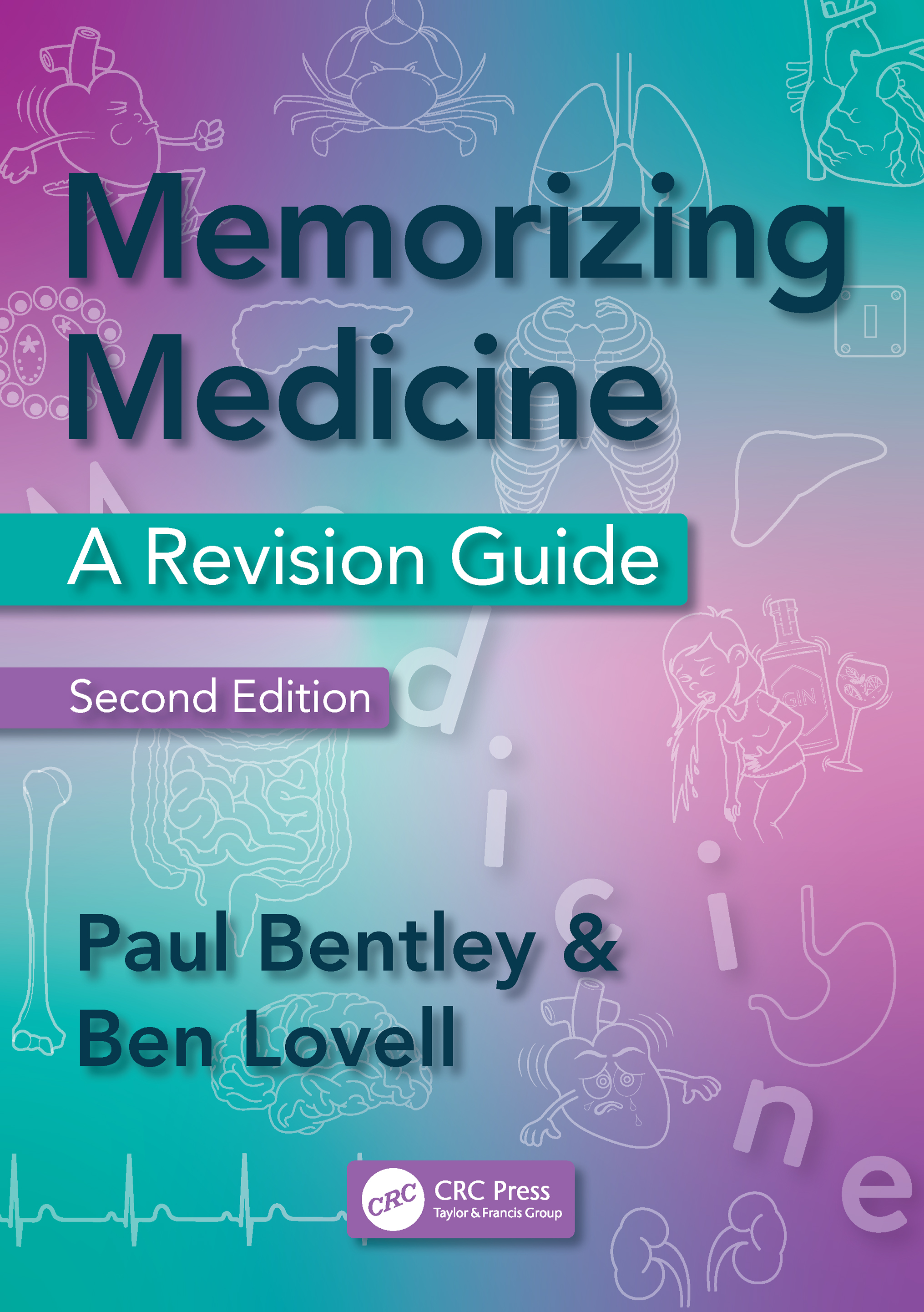 Memorizing Medicine: Second Edition, 2nd Edition (Paperback) book cover