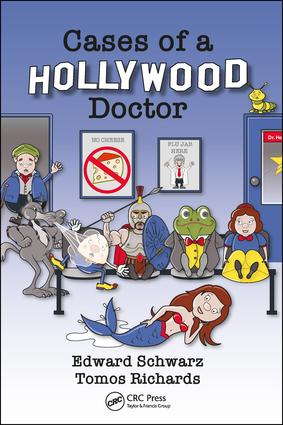 Cases of a Hollywood Doctor: 1st Edition (Paperback) book cover