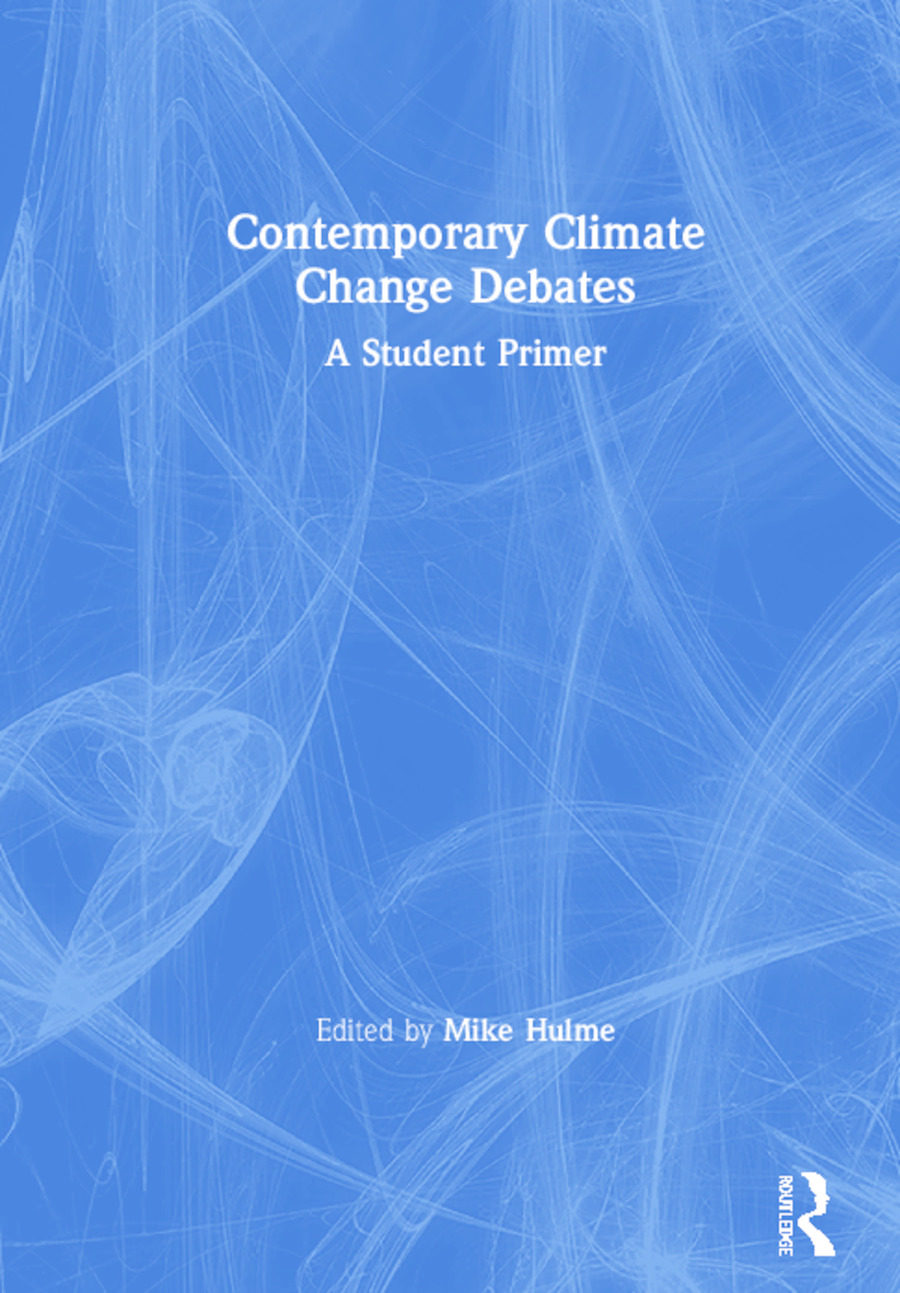 Contemporary Climate Change Debates: A Student Primer book cover