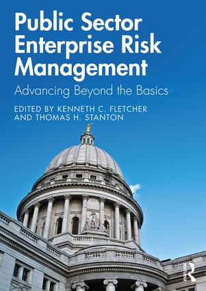 Public Sector Enterprise Risk Management: Advancing Beyond the Basics, 1st Edition (Paperback) book cover