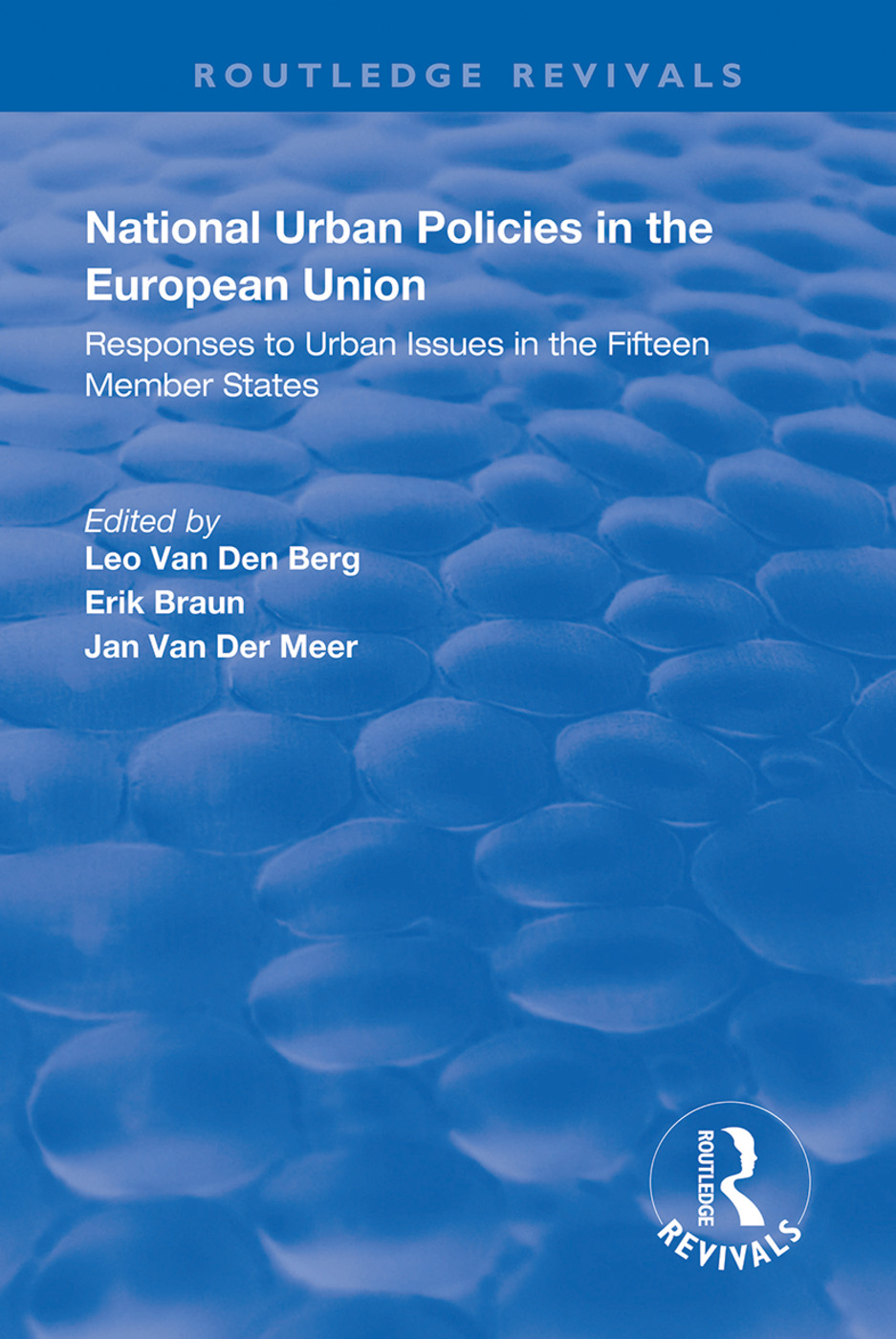 National Urban Policies in the European Union: 1st Edition (Hardback) book cover