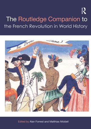 The Routledge Companion to the French Revolution in World History book cover