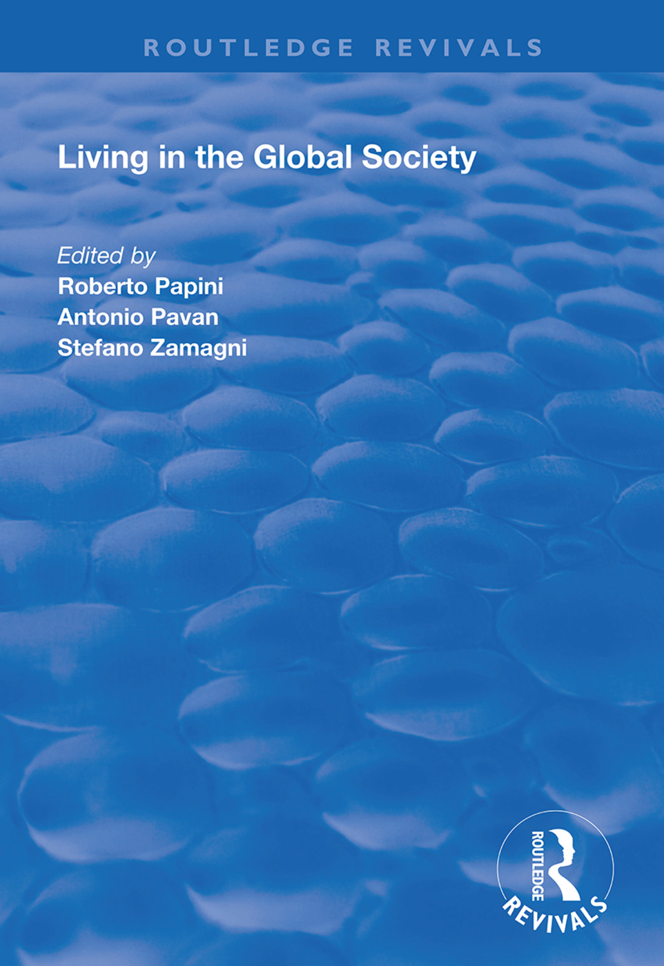 Living in the Global Society book cover