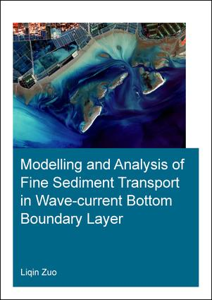Modelling and Analysis of Fine Sediment Transport in Wave-Current Bottom Boundary Layer book cover