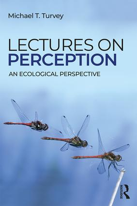 Lectures on Perception: An Ecological Perspective book cover