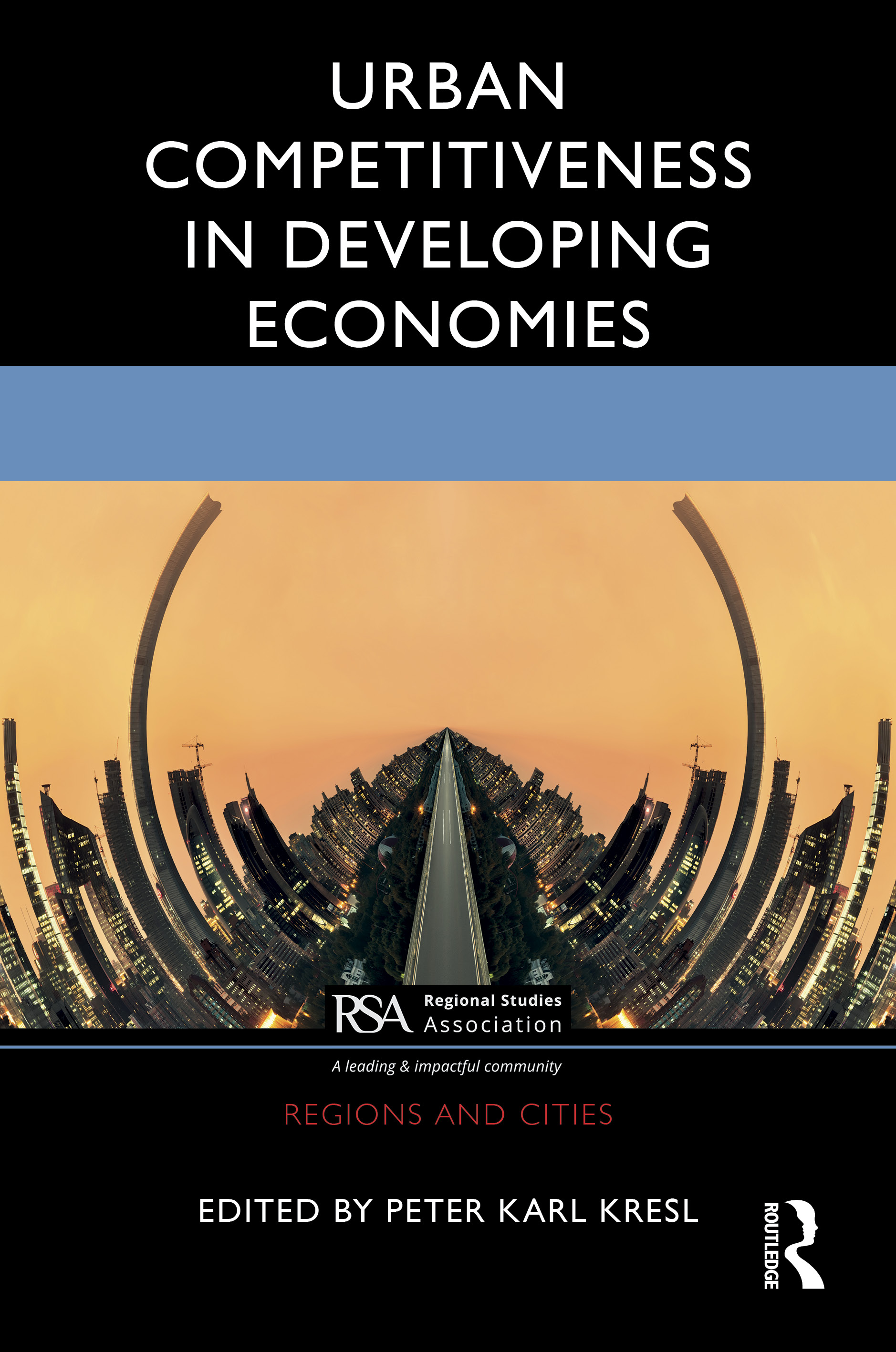 Urban Competitiveness in Developing Economies book cover