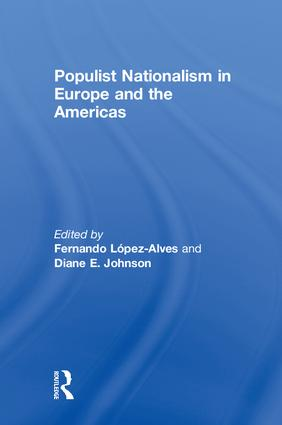 The Rise of Populist Nationalism in Comparative Perspective