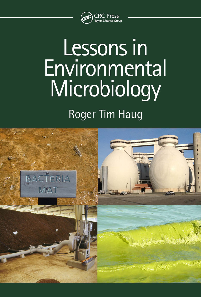 Lessons in Environmental Microbiology: 1st Edition (Hardback) book cover