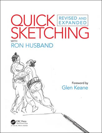 Quick Sketching with Ron Husband: Revised and Expanded book cover