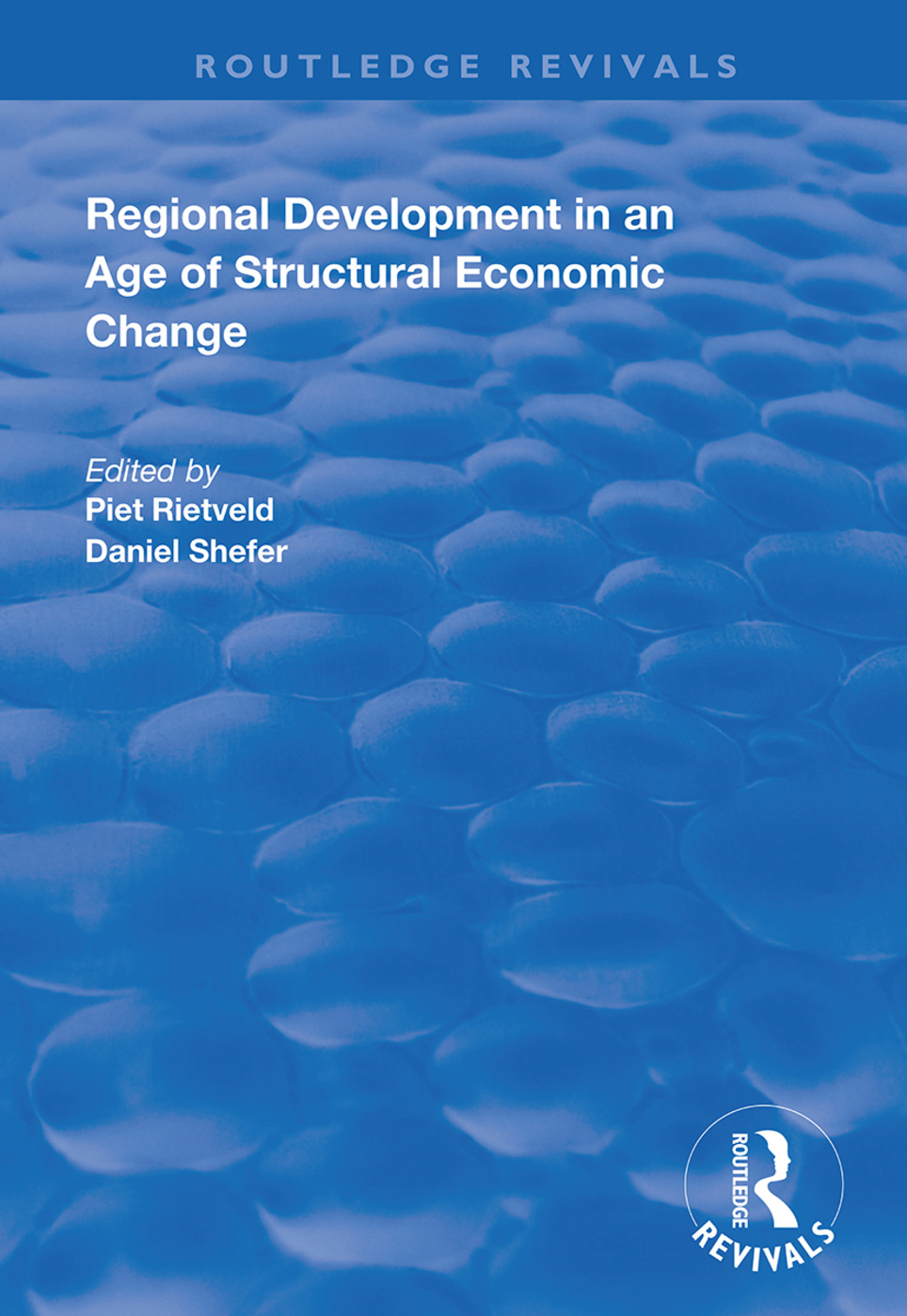 Regional Development in an Age of Structural Economic Change book cover