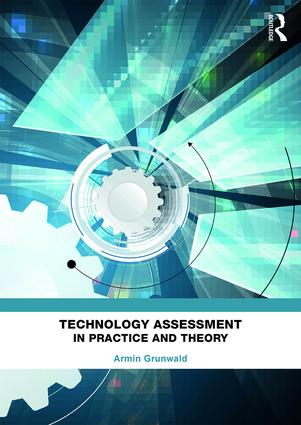Technology Assessment in Practice and Theory: 1st Edition (Paperback) book cover