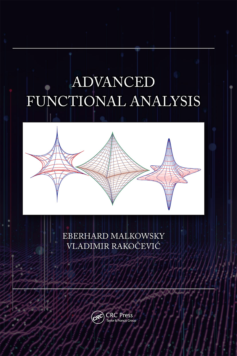 Advanced Functional Analysis book cover