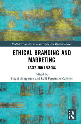 Ethical Branding and Marketing: Cases and Lessons book cover