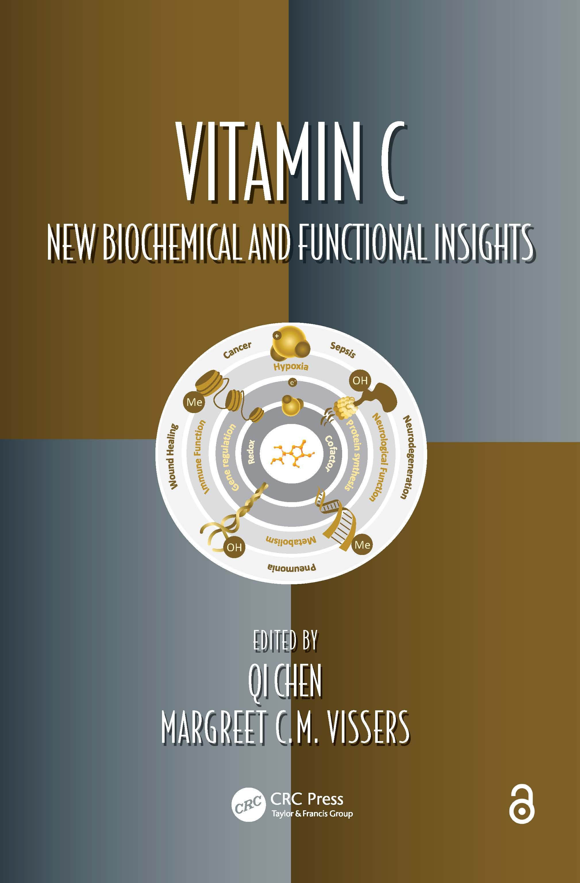Vitamin C: New Biochemical and Functional Insights, 1st Edition (Hardback) book cover