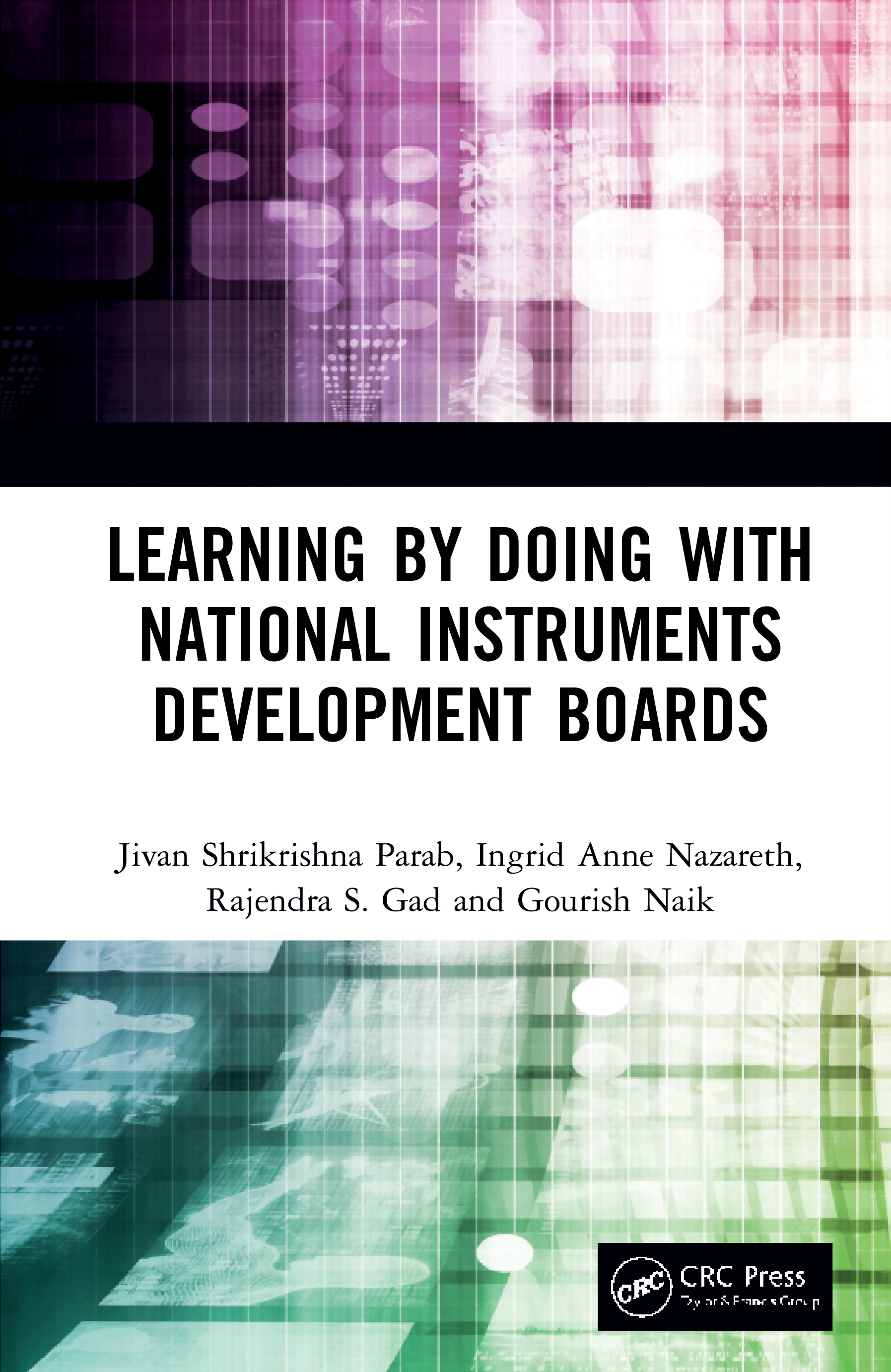Learning by Doing with National Instruments Development Boards: 1st Edition (Hardback) book cover