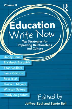 Education Write Now, Volume II