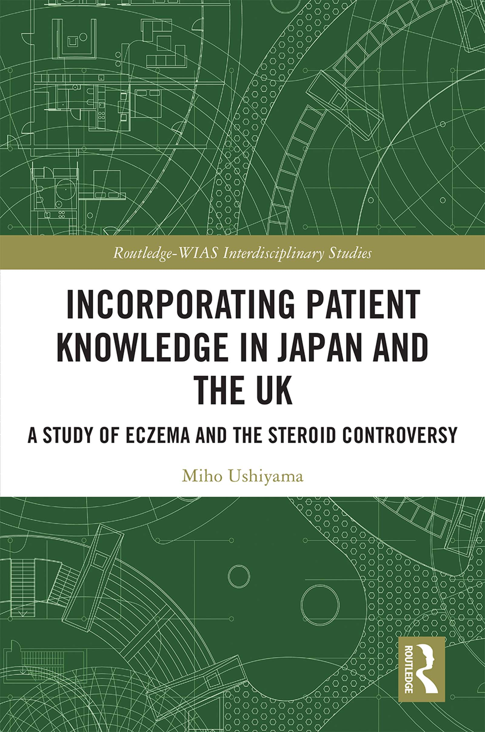Incorporating Patient Knowledge in Japan and the UK: A Study of Eczema and the Steroid Controversy book cover