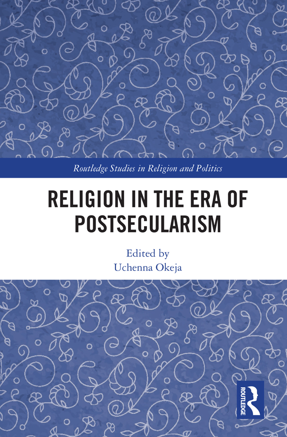 Religion in the Era of Postsecularism book cover