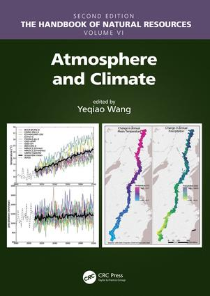 Atmosphere and Climate book cover