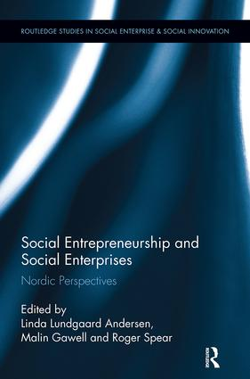 Social Entrepreneurship and Social Enterprises: Nordic Perspectives, 1st Edition (Paperback) book cover