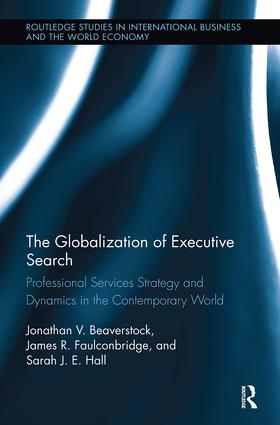 The Globalization of Executive Search