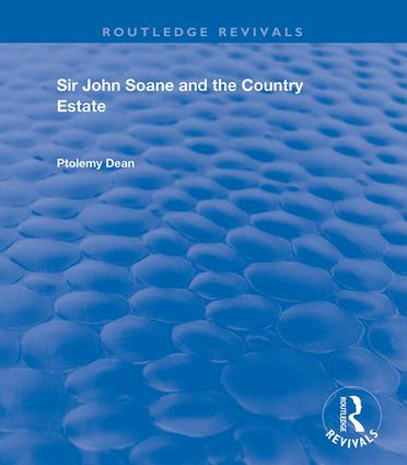 Sir John Soane and the Country Estate
